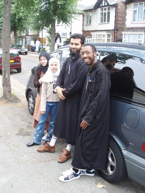 Hamza, Faisle, Habiba, Isma