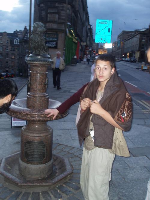 Bilal and Bobbit