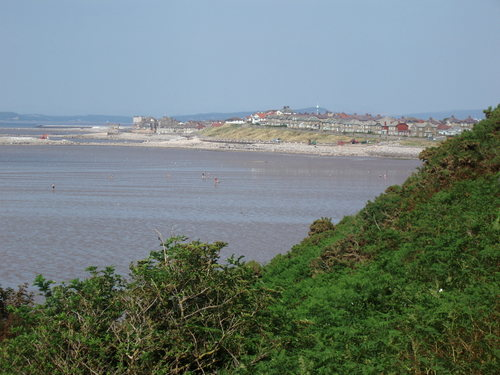 view of Morecombe