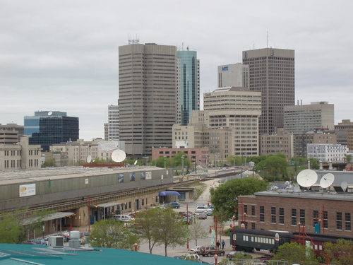 Winnipeg CBD