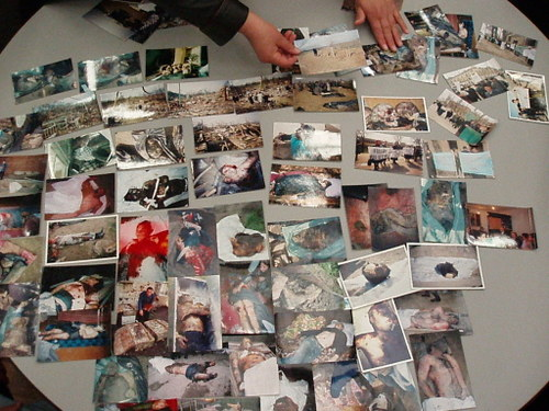 Chechnya atrocities WARNING! DISTURBING PICTURES.